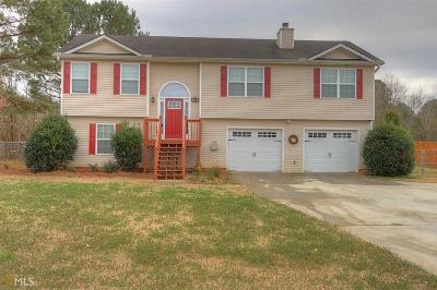 Monroe, Social Circle, Loganville Single Family Home Under Contract: 996 Crystal Brook Way