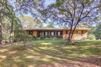 Rockdale County Single Family Home For Sale: 2720 Dennard Rd