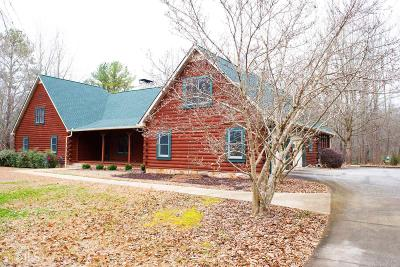 Temple GA Single Family Home New: $525,000