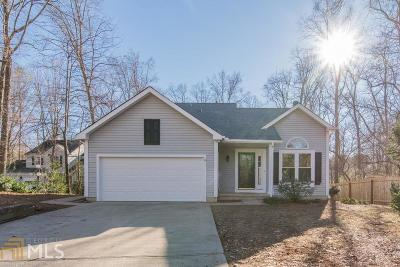 Roswell Single Family Home Under Contract: 1085 Taylor Knoll Close