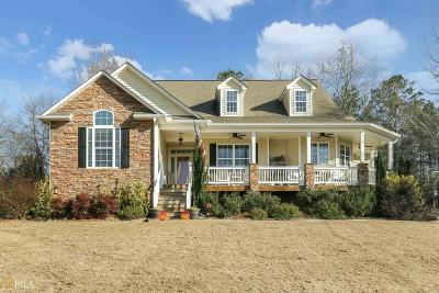 Newnan Single Family Home Under Contract: 637 Wagers Mill Rd