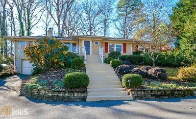 Atlanta Single Family Home New: 1133 Beech Haven Rd