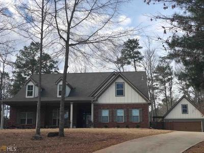 Newnan Single Family Home For Sale: 3 Sunny Brook Ter