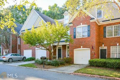Atlanta Condo/Townhouse New: 2321 Longcourt Way