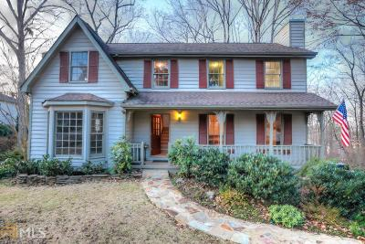 Duluth Single Family Home For Sale: 3937 Whitney Pl