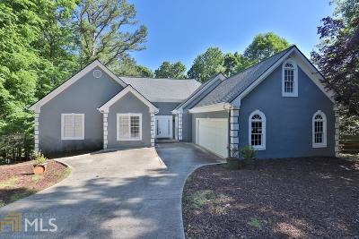 Woodstock Single Family Home New: 821 Bermuda Run
