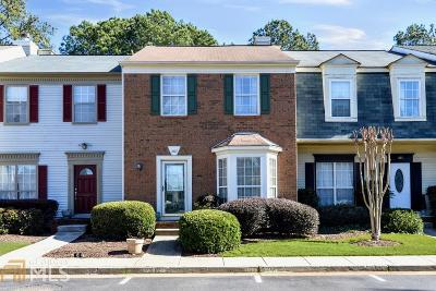 Johns Creek Condo/Townhouse Under Contract: 1007 Morningside Park Dr