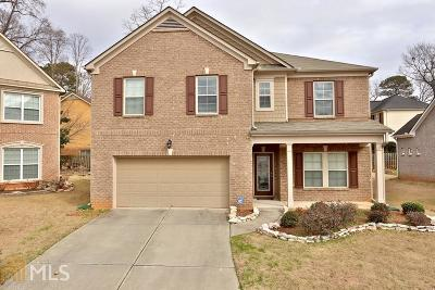 Tucker Single Family Home Under Contract: 5596 Princeton Run Trl