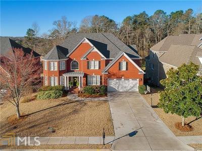 Hoschton Single Family Home For Sale: 3955 Bonnett Creek Ln