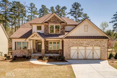 Dallas Single Family Home New: 44 Blue Spruce Trl