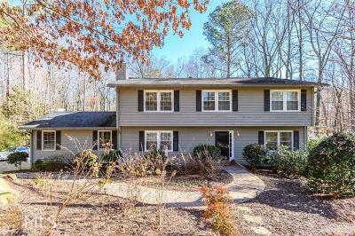 Marietta Single Family Home New: 2733 Eagle Ridge Road