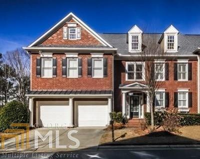Mableton Condo/Townhouse Under Contract: 535 Vinings Estates Dr