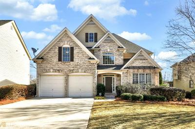 Sugar Hill Single Family Home Under Contract: 5267 Cabot Creek Dr