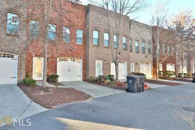 Canton Condo/Townhouse New: 119 Riverwatch Court