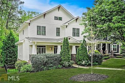 Smyrna Single Family Home New: 3655 SE King Springs Road