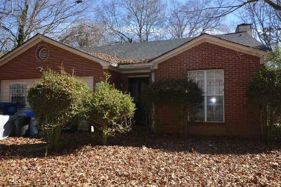Atlanta Single Family Home New: 2006 Fairburn Rd
