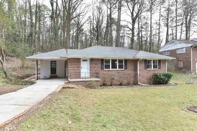 Marietta Single Family Home New: 142 Dickson Ct