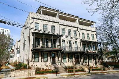 Atlanta Condo/Townhouse New: 18 Peachtree Ave #2