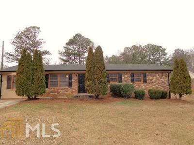 Powder Springs Single Family Home Under Contract: 3310 Springville Rd