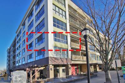 Atlanta Condo/Townhouse New: 563 Memorial Drive SE #306