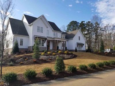 Milton Single Family Home New: 12725 New Providence Road