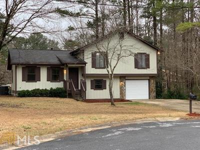 Powder Springs Single Family Home New: 3614 Josh Court