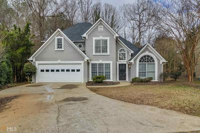 Woodstock Single Family Home New: 418 Middle Valley Lane