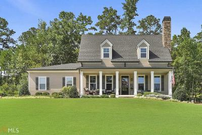 Newnan Single Family Home Under Contract: 24 Westwind
