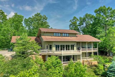 Blue Ridge Single Family Home For Sale: 70 Mountain Tops Ct