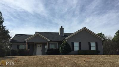 Mansfield Single Family Home Under Contract: 18 Lance Ct