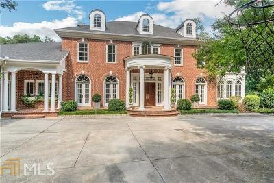 Atlanta Single Family Home New: 3365 Ridgewood Road