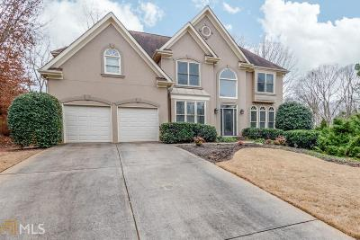 Suwanee, Duluth, Johns Creek Single Family Home Under Contract: 7650 Brookstead Xing