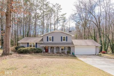Marietta Single Family Home New: 3255 Custer Lake Drive