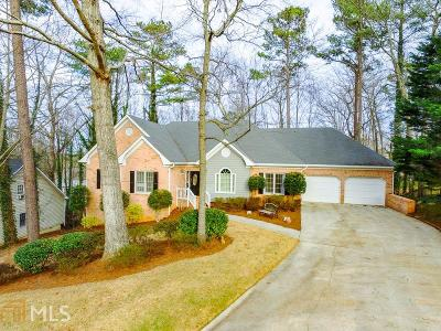 Kennesaw Single Family Home New: 2502 Blaydon Pointe NW