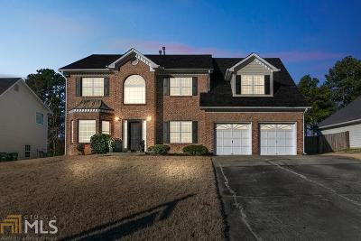 Marietta Single Family Home New: 1782 Clayhill Pointe SW