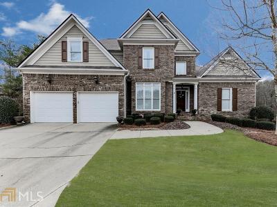 Kennesaw Single Family Home For Sale: 2050 Walnut Creek Ln
