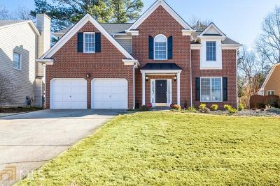 Smyrna Single Family Home New: 3919 Concord Walk Drive SE