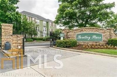 Tucker Condo/Townhouse Under Contract: 526 Bentley Pl