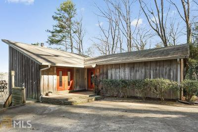 Sandy Springs Single Family Home New: 225 River North Drive