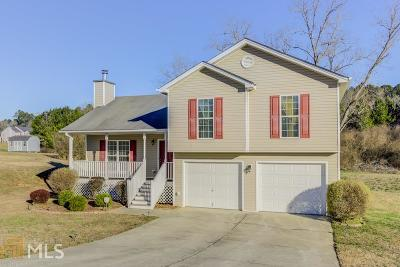 Oxford Single Family Home Under Contract: 10 Gum Creek Lndg