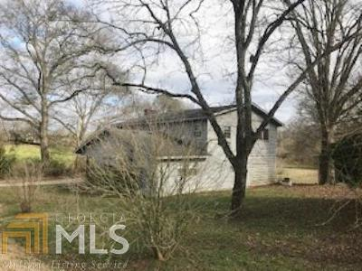Winder Single Family Home For Sale: 151 Glass Rd