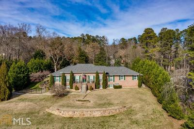 Roswell Single Family Home New: 530 Riverside Road