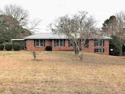Pine Mountain Single Family Home Under Contract: 8855 Hamilton Rd