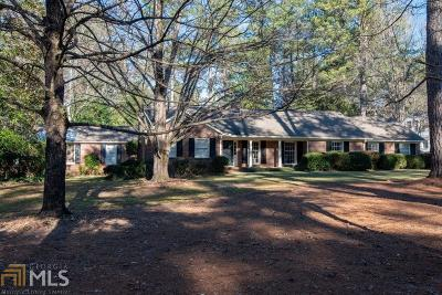 Griffin Single Family Home Under Contract: 1138 Pine Valley