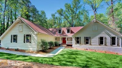 Snellville Single Family Home Under Contract: 1396 Janmar Rd