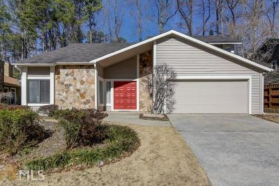 Marietta Single Family Home New: 3075 Quailridge Court