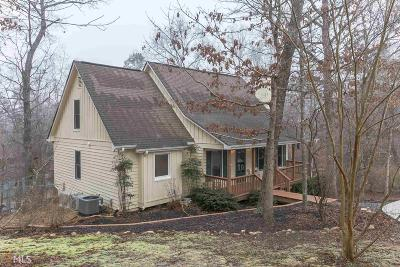 Ellijay Single Family Home New: 25 Colgate Court