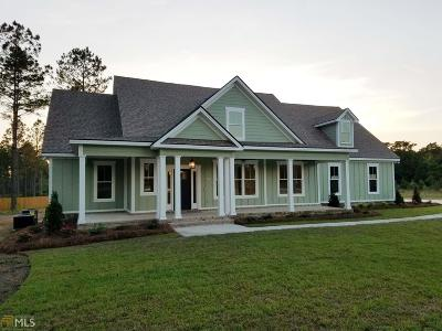 Statesboro Single Family Home For Sale: 201 Cumberland Pt