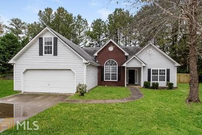 Snellville Single Family Home Under Contract: 4389 Talmadge