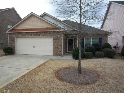 Locust Grove Single Family Home Under Contract: 341 Clover Brook Dr